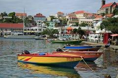 St George Grenada som är karibisk Royaltyfri Fotografi