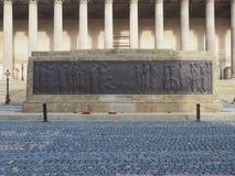 St George Hall à Liverpool photos libres de droits
