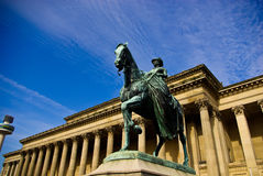 St George Hall royalty free stock photos