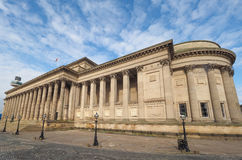 St George Hall in Liverpool Stock Photography