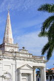 St. George History Church In Malaysia royalty free stock photos