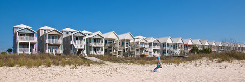 St, George Island Royalty Free Stock Image