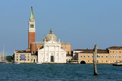 St George island in Venice, Italy Royalty Free Stock Photo