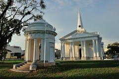 St George Kerk royalty-vrije stock afbeeldingen