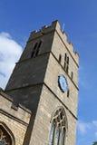 St George kerk in Stamford Stock Afbeelding