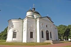 St George kościół (1817-1826 gg ) Pałac i parka kompleks Zdjęcia Royalty Free