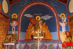 St George kościół przy Bułgaria Obrazy Stock