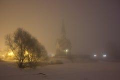 St George kościół w St Petersburg Obrazy Stock