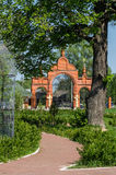 St. George monastery in the Russian town of Meshchovsk Kaluga region. Royalty Free Stock Image