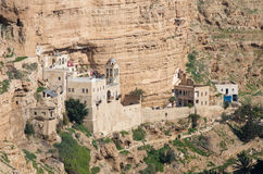 St george monastery, west bank, israel Stock Images