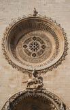 St George och draken Arkivbild