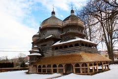 St. George Orthodox Church in Drohobych, Ukraine Lizenzfreie Stockfotos