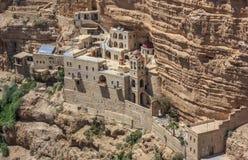 St George Orthodox Monastery, Israël royalty-vrije stock afbeelding