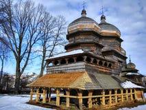 St George Ortodoksalny kościół w Drohobych, Ukraina fotografia stock