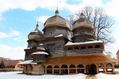 St George Ortodoksalny kościół w Drohobych, Ukraina zdjęcie royalty free
