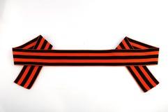 St. George ribbon Stock Image
