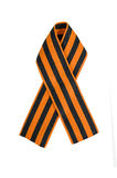 St. George ribbon Stock Photography