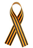 St. George ribbon Stock Images