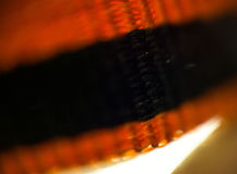 St. George Ribbon Macro Stock Photo