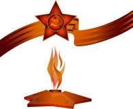 St. George ribbon Royalty Free Stock Image