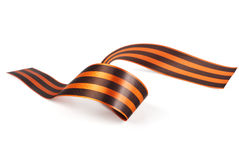 St. George Ribbon Royalty Free Stock Photo