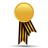 St. George ribbon Royalty Free Stock Images