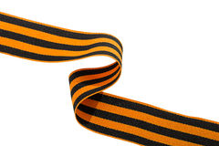 St. George ribbons. Symbol of heroism Royalty Free Stock Image