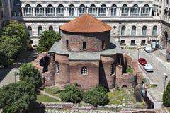St. George Rotunda church Sofia Bulgaria Royalty Free Stock Images