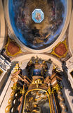St. George's Basilica at Hradcany, Prague Stock Photos