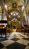 St George's Basilica, in Malta Royalty Free Stock Photos