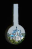 St. George's Cathedral. Kamenetz-Podolsk Stock Photography