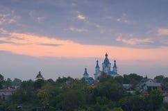 St. George's Cathedral. Kamenetz-Podolsk Stock Image