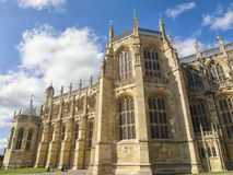 St . George's Cathedral. Windsor Castle Stock Photos