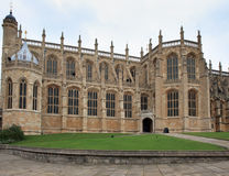 St George`s Chapel, Windsor Stock Photography
