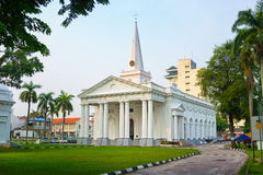 St. George's Church in Georgetown, Penang, Malaysia Stock Photography