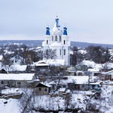 St George's church, Kamyanets-Podilskyi, Ukraine Royalty Free Stock Photos