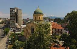 St George& x27;s Church. St George& x27;s Church, Kruševac - Serbia Stock Images