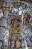 St George's Church at Oplenac, Serbia Royalty Free Stock Photos
