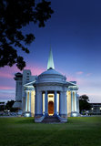 St. George's Church, Penang, Malaysia Stock Photo