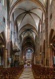 St. George`s Church, Selestat, Alsace, France Stock Image