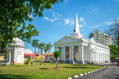 St. George`s Church stock photography