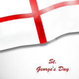 St George`s Day background Royalty Free Stock Photos