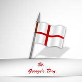 St George`s Day background Stock Photography