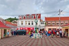 St. George's, Grenada W.I. Royalty Free Stock Photo