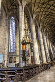 St. George's Minster interior Royalty Free Stock Photography