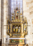 St. George's Minster interior Royalty Free Stock Photos