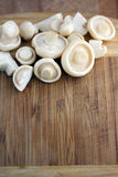 St. George S Mushrooms Stock Photo
