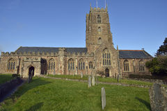 St George's Priory Church Stock Images