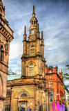 St. George's Tron Parish Church in Glasgow Royalty Free Stock Images