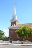 St George Tabernacle Imagenes de archivo